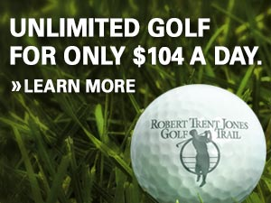 RTJ Golf Trail Spring Specials