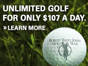Spring Specials on the RTJ Golf Trail