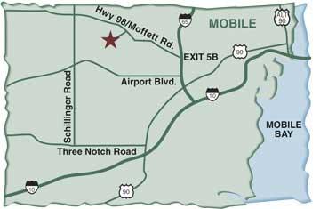 Robert trent jones golf trail magnolia grove map for 360 salon montgomery al