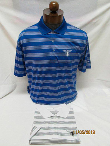 Nike Dri-FIT Tech Core Stripe Men's Golf Polo