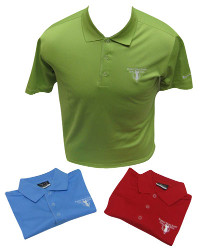Nike Dri-FIT Tech Solid Junior Golf Polo Shirt